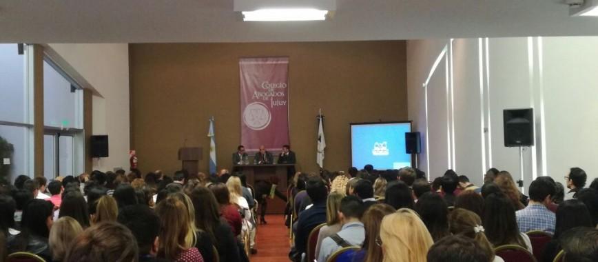 Jornadas preparatorias Derecho Civil
